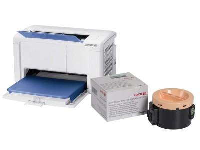Impressora Xerox 3040 e Cartucho de Toner Xerox 3040
