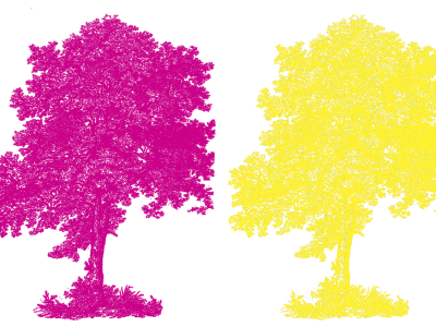 economia de tintas