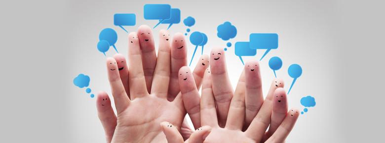 comunicação além da fala