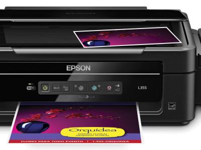 impressora l355