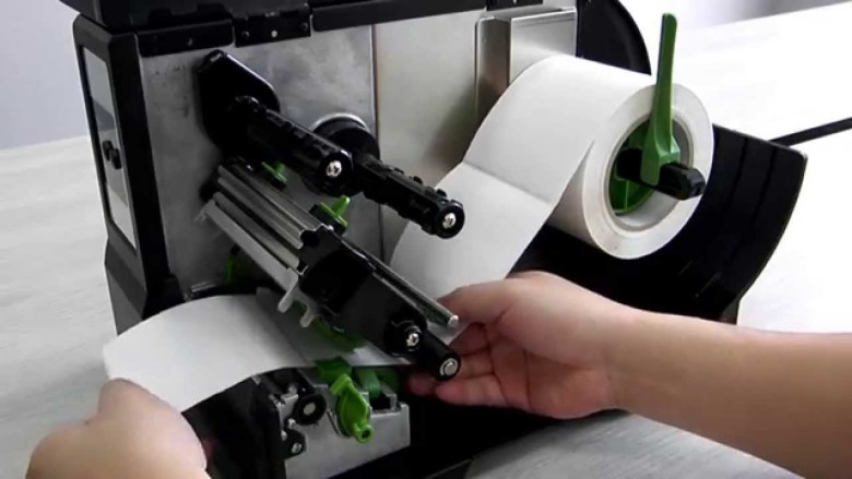 impressora ribbon