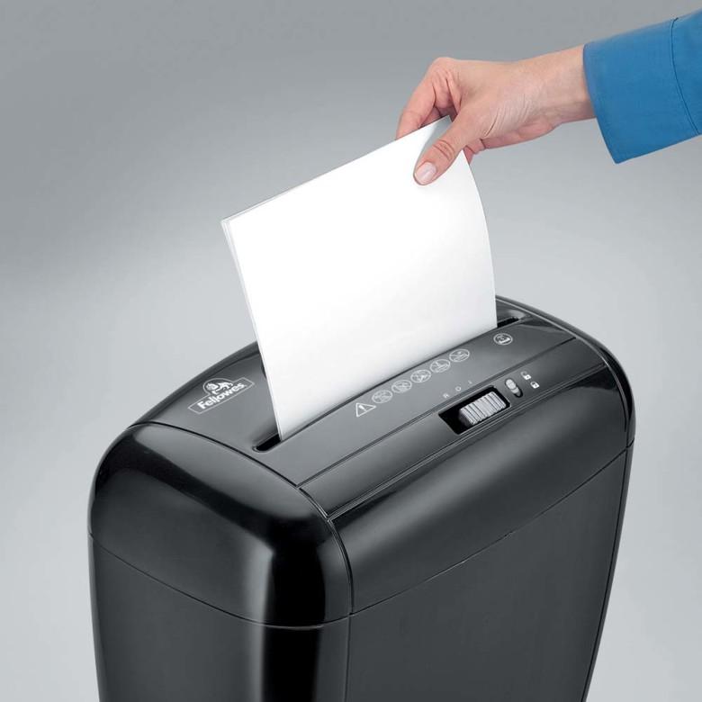fragmentadora de papel