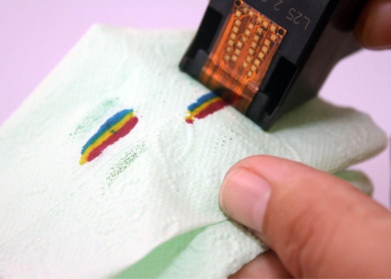 como resolver problemas com impressões com cores erradas