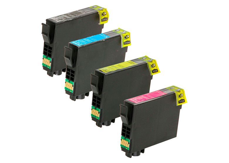 impressora-nao-imprime-kit-4-cartuchos-de-tinta-para-epson-t194-t197-xp104-xp204-xp214-cmyk-compativel