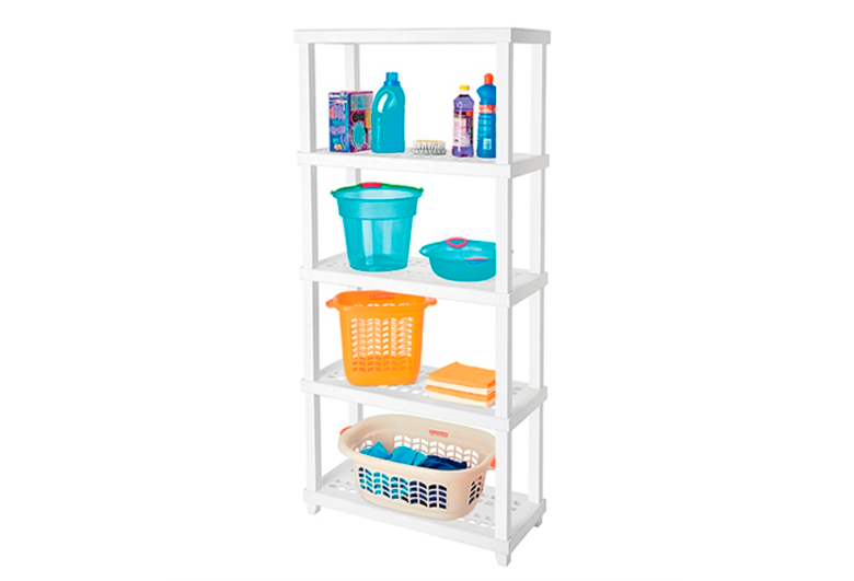 como-organizar-lavanderia-com-pouco-dinheiro-e-dicas-simples-estante-ordene