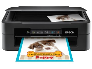 Impressora Multifuncional Epson Expression XP-241