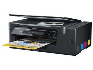 impressora multifuncional epson ecotank l395