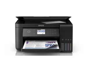 impressora epson l6161 imprimindo